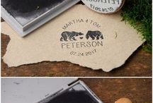 Wedding | Stamps