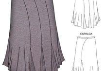 patrones de costura / Costura - baúl de la costura