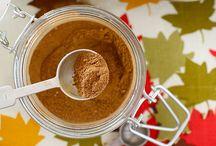 Recipes: Spices/Mixes