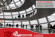 STUDY ABROAD IN GERMANY CONSULTANTS IN VIJAYAVADA, INDIA - RIYA EDUCATION / Germany is one of the most attractive locations for students worldwide. Students who wish to study in Germany get in touch with Riya Education. #studyinGermany #whystudyinGermany #Germany #educationinGermany #abroadeducationinGermany