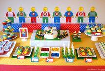 Sweet table Lego