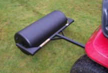 Field and Paddock Rollers / We offer a great range of paddock and field rollers, garden and grass rollers as individual towable rollers or as part of our lawn and grass care systems. See our garden and estate section to learn more about our integrated lawn, grass and turf care systems with other attachments. http://www.fresh-group.com/field-rollers.html