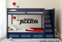 Boys' Bedroom Inspiration