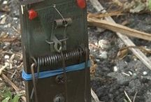 Booby Traps and Alarms