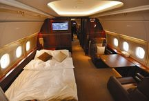 private plane interiors