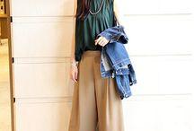 ファッション / 素敵なファッションで真似したい