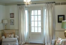 French Door Curtains Ideas / Best of The French Door Curtains Ideas ==================================================================== If you would like TO JOIN:  1) Follow my account.   2) Send me a message.   No Price Tags, No Spam, No Recipes.