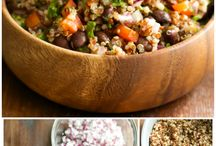 SALADS food photography / food photography, food styling, salads