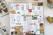 Carolina Pretorius' Traveler's Notebook