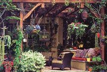 Diy terrace