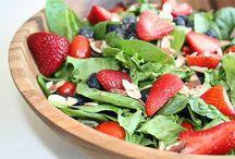 Salads / by Kara Hern