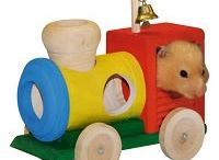 Hamster Fun Toys / Fun and Games for your hamster