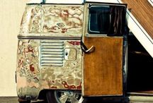 Hippie Rides / Coolest ride in the whole world!:)