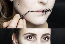 Costume make - up