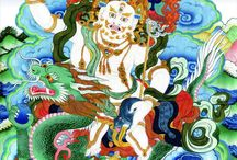 Buddhist Art / All kind of Buddhist Art like statues, Thangkas or ritual items
