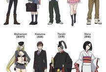 Anime - Noragami