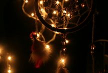 fairy lights photography
