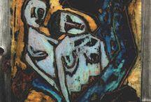 Färberins Kunst / Eigene Bilder. Copyrigth by Sylvia Richard-Färber