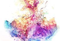 #fantasy Manga Girl