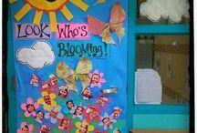 Classroom April