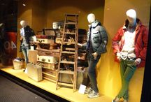Barcelona retail visual roundup: January 2015 / A visual roundup of store images from Visual Thinking VM Consultants in Barcelona.