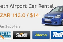 Travels / This board consist the pictures of best car renting companies in Port Elizabeth Airport Region.