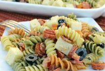 salads / by Carolyn Berg