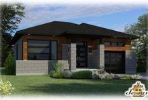 Maison moderne   Modern House / Design, architecture & inspiration