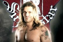 The Rated R Superstar ''Edge''! / My favourite wrestler of all time!!!! EDGE!!!