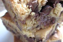 Cookie bars/brownies / by Kelly Diane