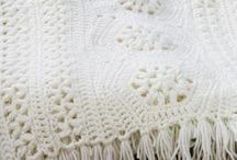 CROCHET BLANKETS/THROWS
