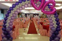 All decoration / Balloon n Flower