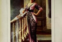 1912 evening wear