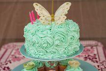 Fairy Themed Cakes