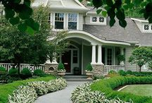 Landscaping Ideas / Minimalism landscaping ideas for residential homes.