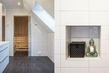 Badrumsrenovering Stockholm #2 / #renovering #lägenhetsrenovering #badrum #badrumsrenovering #bathroom #dekåbygg #dekabygg #byggföretag #inspiration #apartment #renovation #designinspiration