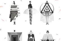 Hands of Fashion Designers