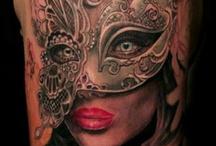 Unique Body Ink / by Debbie Lewis