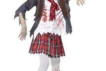 Zombie Halloween Costumes for Teens