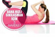 Egzersiz Programları