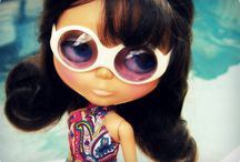I♥BLYTHE & CO / Blythe dolls and other cuties. I love natural Blythes!♥