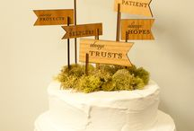Creative Cakes / by The Last Detail