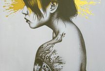 s†ρee† αρ† by ƒin DAC! / Art work from Fin DAC / by Thodoris Koutouvidis