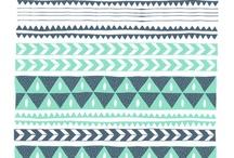 Patterns / by Amanda