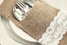 Setting the Braai Table