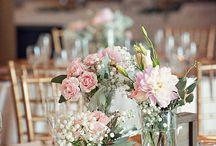 Wedding Decoration / Dekoration zur Hochzeit