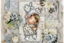 Card con timbri