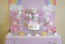 Fiesta de unicornio