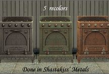 Sims 2 - Buy - Stoves