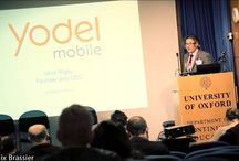 Yodel Mobile Events / Places we've been, conferences we've spoken at and places we're going